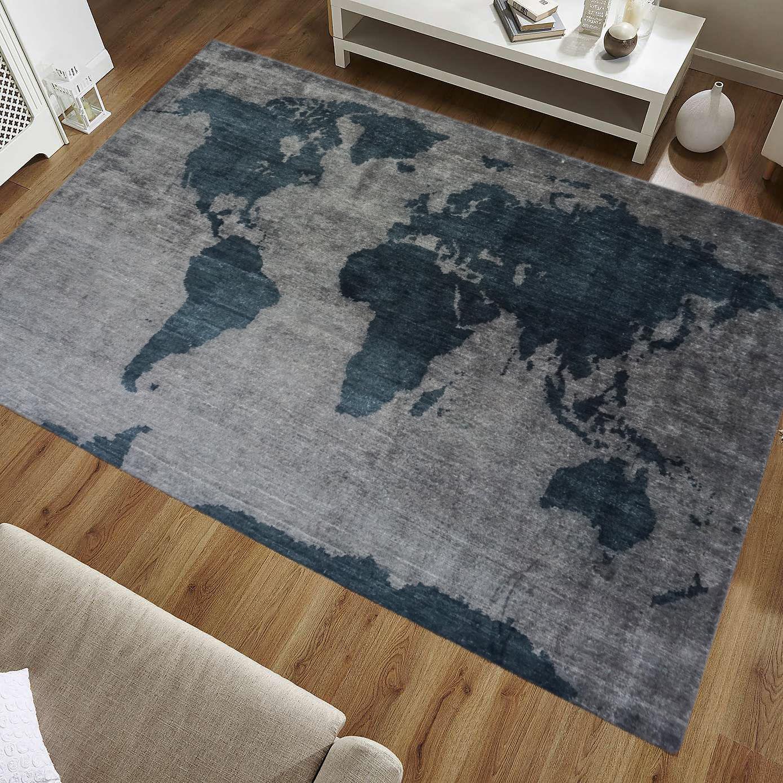 C.R.NO. WORLD MAP